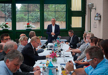 Arbeitsgruppe Leader Management